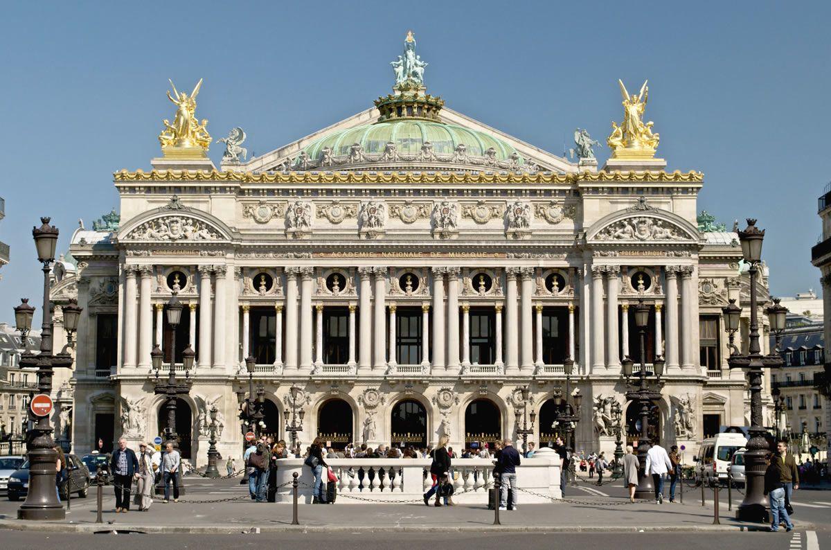 """Paryż – Opera Garnier – """"Don Giovanni"""" oraz Opera w Wersalu – Dydona i Eneasz, 14-17.06.2019"""