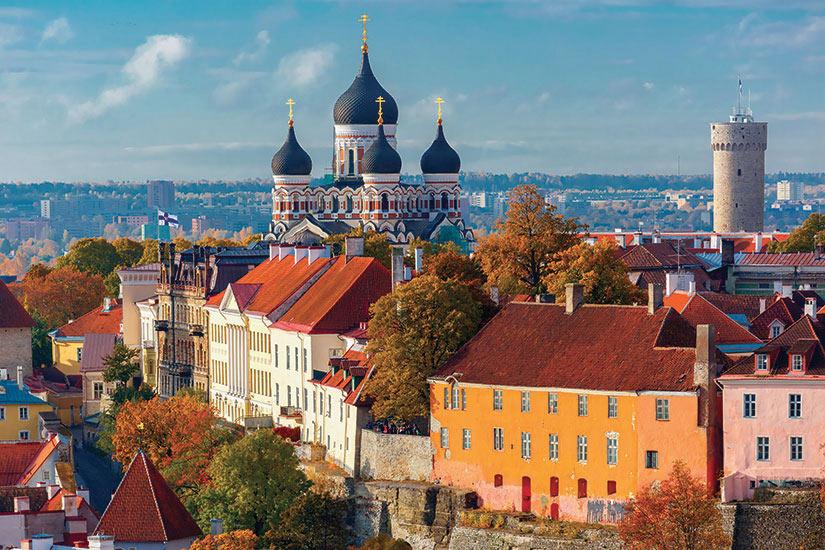 "Tallinn – Estońska Opera Narodowa – opera ""Aida"" i balet ""Śpiąca Królewna"", 1-4.05.2019"