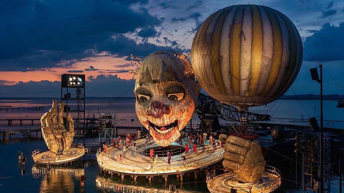 "Bregencja (Austria) – Festiwal Operowy – opera "" Rigoletto"", 1-3.08.2020"